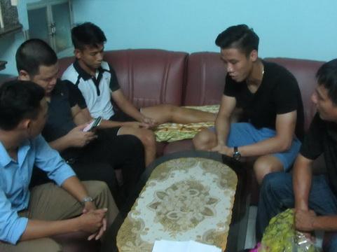 Quế Ngọc Hải thừa nhận pha vào bóng đối với Anh Khoa là 'phi thể thao', 'sai lầm'