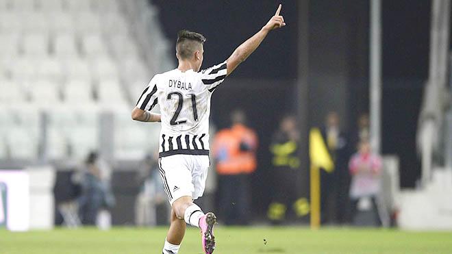 01h45 ngày 24/9, Juventus - Frosinone: Vắng Mandzukic-Morata, đã có Dybala