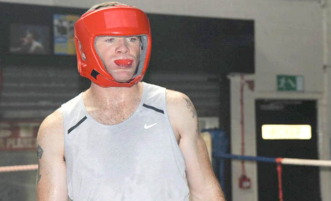 Wayne Rooney: Mê boxing, nhớ David Moyes