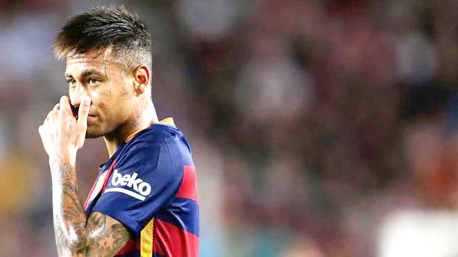 Vì đâu Neymar bị phong tỏa tài sản?