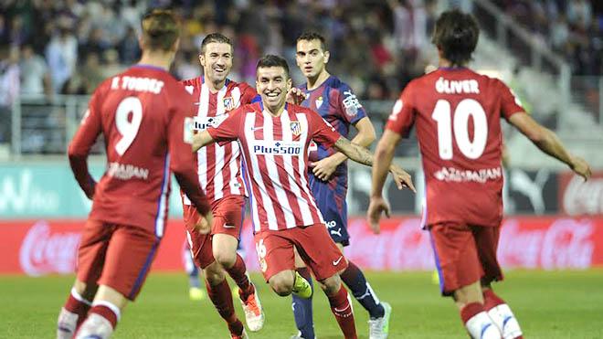 01h45 ngày 30/9, Atletico – Benfica: 'Thiên thần' Correa xứng đáng đá chính