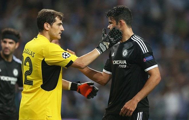 Mourinho nói gì khi tái ngộ Casillas?