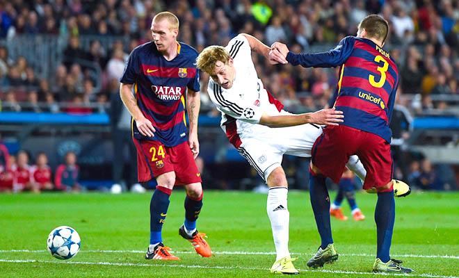 Vấn đề của Barca: Thủ môn hay hàng thủ là gót Achilles?