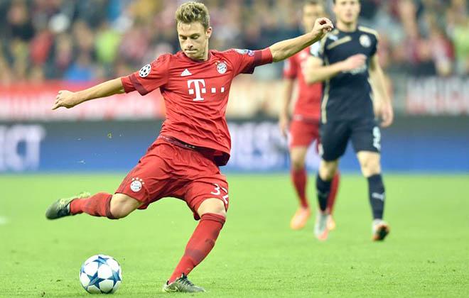 Joshua Kimmich: 'Toni Kroos mới' của Bayern Munich