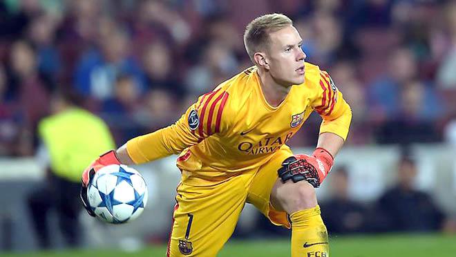 Câu chuyện thủ môn của Barca: Khi Ter Stegen bất ổn tâm lý