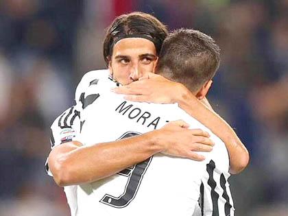 Juventus trở lại quỹ đạo chiến thắng: Trong niềm cảm hứng Alvaro Morata