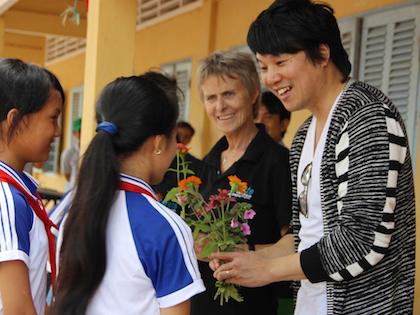 Thanh Bùi tham gia dự án của Liên Hiệp Quốc