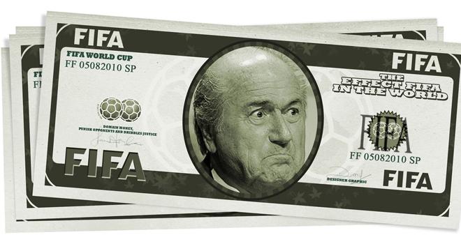 SỐC! Sepp Blatter là một...