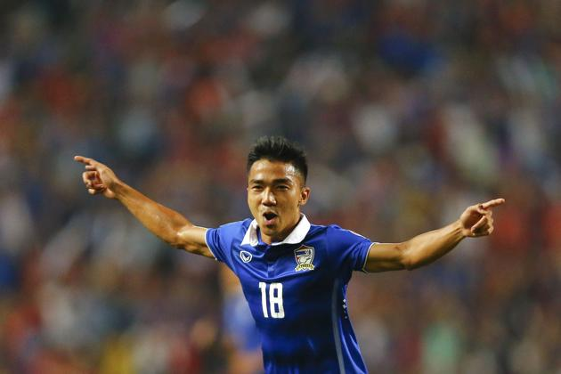 Xem tài năng của cầu thủ có biệt danh 'Messi Thái Lan' Chanathip Songkrasin