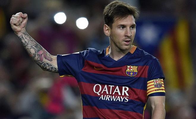 'Messi tạo cảm hứng cho Ronaldo ghi bàn'