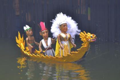Các vở diễn đặc sắc tại Liên hoan múa rối Quốc tế tại Hà Nội
