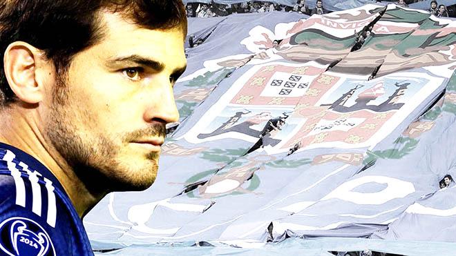 Casillas: Giá trị của biểu tượng
