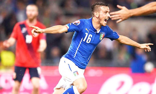 Câu chuyện về Alessandro Florenzi: 'Gã điên' chạy cánh