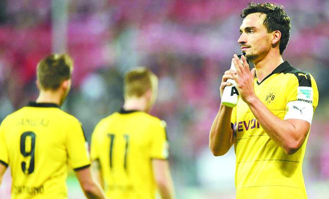 01h30 ngày 17/10, Mainz 05 - Borussia Dortmund: Ngẩng đầu lên và chiến đấu