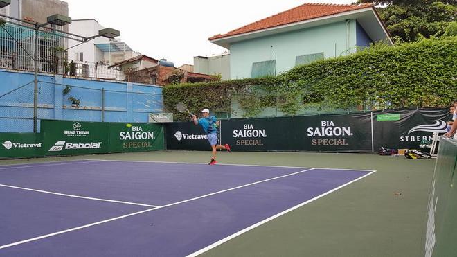 Tay vợt Daniel Nguyễn: 'Tôi ước mơ được đại diện cho Việt Nam ở SEA Games'