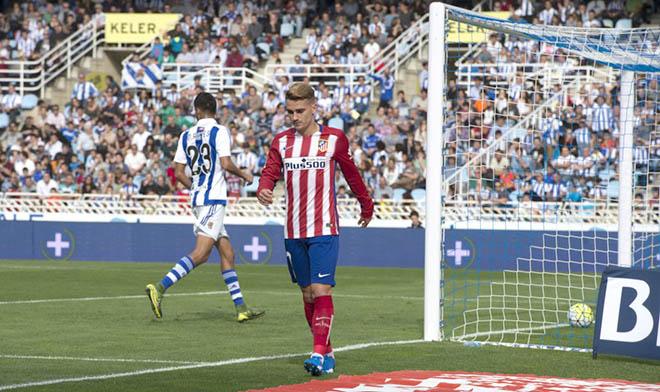 Atletico Madrid: Griezmann, năng lượng của cuộc sống