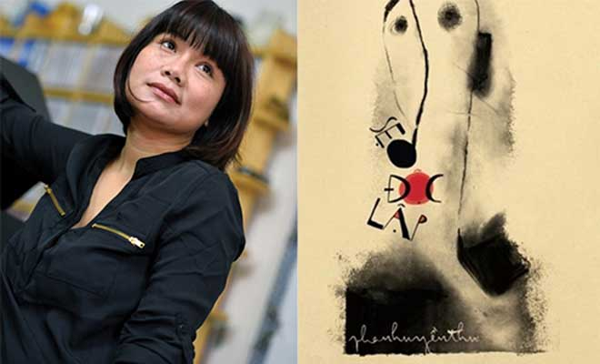 Phan Huyền Thư xin rút giải Hội Nhà văn HN nhưng không nhận đạo thơ