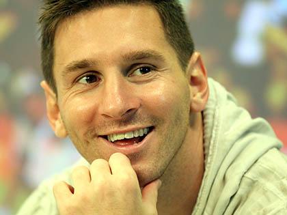 Lionel Messi: 'Tôi không ganh đua với Ronaldo'
