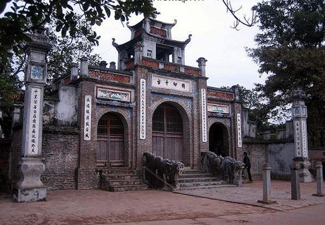 Hà Nội quy hoạch di tích Cổ Loa thành công viên lịch sử sinh thái