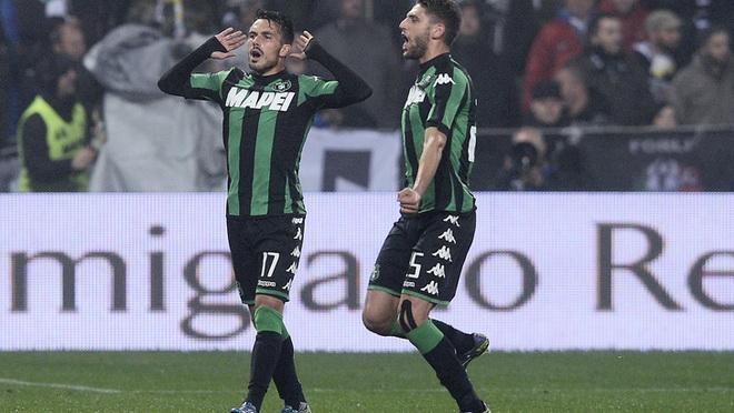 Vòng 10 Serie A: Juve bất ngờ gục ngã. Roma vẫn dẫn đầu. Milan tiếp tục thắng
