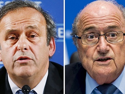 Sepp Blatter: 'Michel Platini là một kẻ ghen tị và nhỏ nhen'
