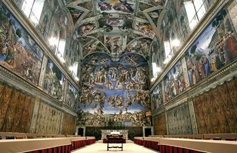 Kết quả hình ảnh cho Toà thánh & Nhà nguyện Sistine