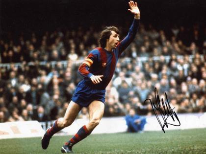 Johan Cruyff và di sản ở Camp Nou