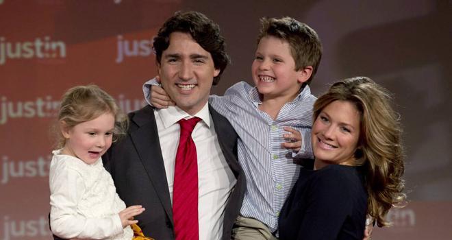 Thủ tướng Canada Justin Trudeau: Từ quyền Anh tới chính trường