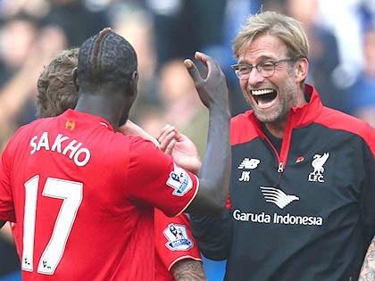Klopp đã điểm đúng huyệt chiến thắng cho Liverpool