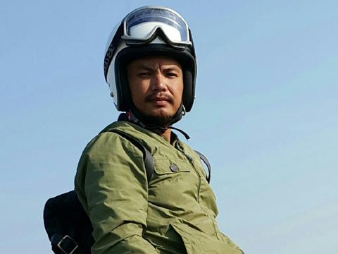 Trần Lập: 'Một ngọn nến thắp lên vẫn cháy trong giông bão'