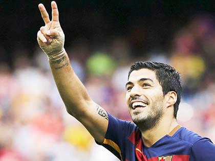Steven Gerrard đã đúng: Barcelona là mái nhà của Suarez!