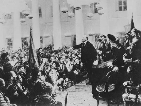 Kỉ niệm Cách mạng Tháng Mười Nga và Cuộc duyệt binh lịch sử 1941