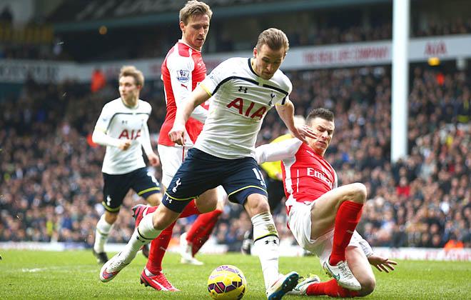 23h00 ngày 08/11, Arsenal - Tottenham: Tấn công là lẽ sống