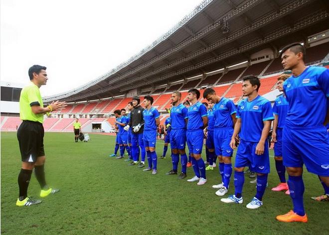 Thái Lan nhận thưởng 18 tỷ nếu đi tiếp ở vòng loại World Cup 2018