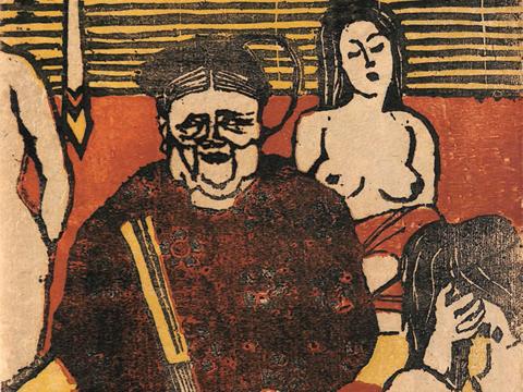 Chiêm ngưỡng tranh về 'Truyện Kiều' của những họa sĩ hàng đầu Việt Nam