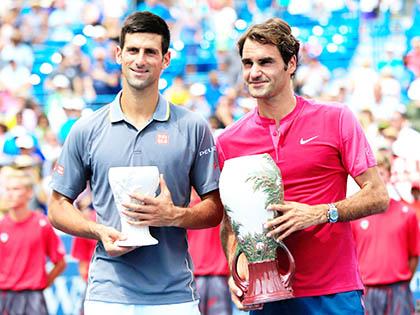 ATP World Tour Finals 2015: Sân khấu của Federer và Djokovic?