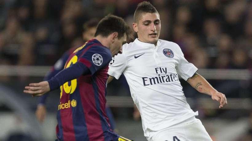 Xavi: 'Verratti đủ đẳng cấp đá cho Barca'