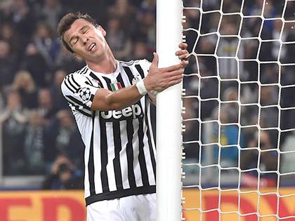 Hàng công Juve: Mario Mandzukic chưa thực sự đáng tiền