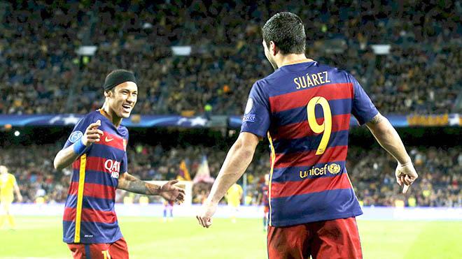 'Kinh điển' Real - Barca: Còn 3 ngày Neymar - Suarez: Súng hai nòng của Barcelona