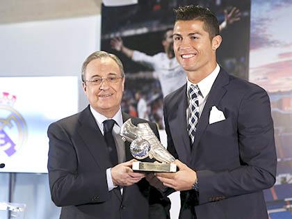 Ronaldo và Perez nhạt dần tình cảm: Không yêu nữa thì chia tay!