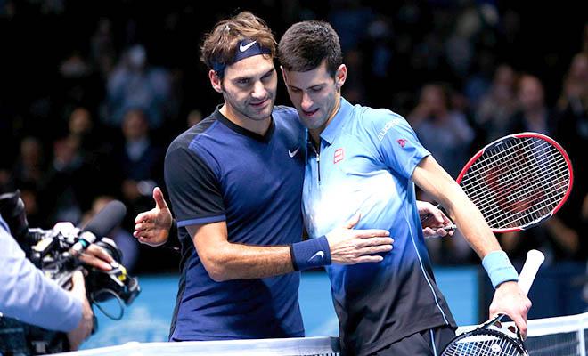 ATP World Tour Finals là 'mảnh đất lành' với Roger Federer