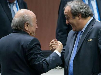 Sepp Blatter và Michel Platini kháng án bất thành