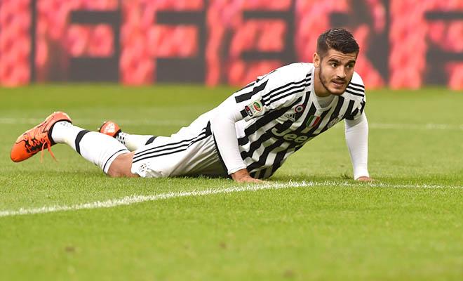 Juve - Milan, còn 1 ngày: Vì sao Morata 'đích thực' chưa trở lại?