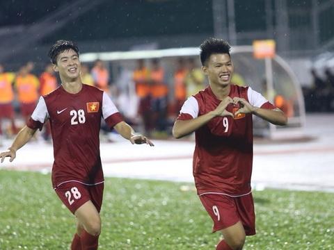 U21 Việt Nam 4-2 U21 Thái Lan: Mở cửa vào bán kết, ghi điểm với HLV Miura