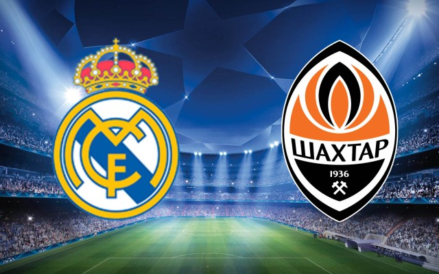 Link truyền hình trực tiếp và sopcast trận Shakhtar - Real Madrid (2h45 ngày 26/11)