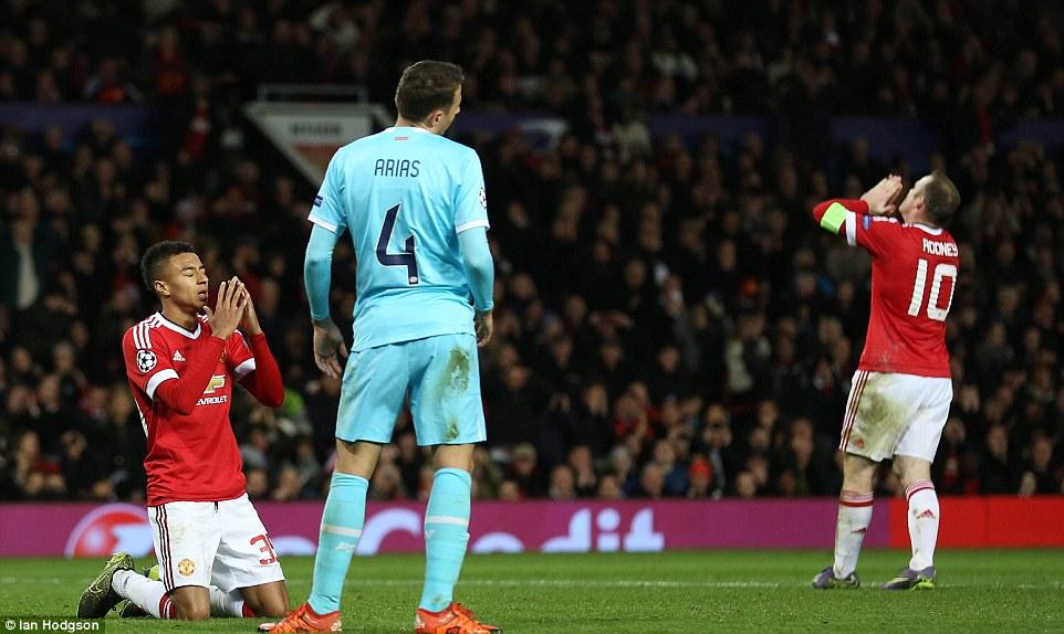Cục diện bảng B Champions League: Man United tự quyết định số phận