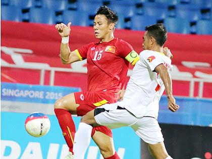 Trung vệ Quế Ngọc Hải: 'Tôi vẫn hy vọng được lên đội U23'