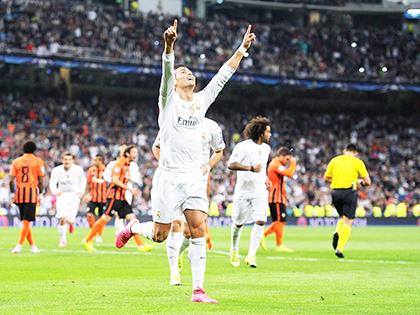 Real Madrid: 'Siêu xe Ronaldo' và động cơ chiến thắng Real