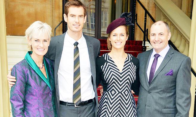Hôm nay, khai mạc chung kết Davis Cup 2015: Hoan hô tinh thần nhà Murray!