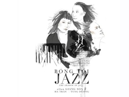 Giáng Son tỏa sáng trong 'Bóng tối Jazz'